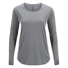 Peak Performance Epic longsleeve Dames grijs